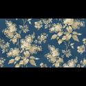 "Ткань для пэчворк 8505B из коллекции ""Blue Sky by Edyta Sitar"" ""Makower UK"""