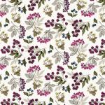 """Ткань для пэчворк 1864Q из коллекции """"Botanica"""" """"Makower UK"""""""