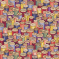 "Ткань для пэчворк 1700-1 из коллекции ""Haberdashery"" ""Makower UK"""