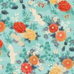 "Ткань для пэчворк 2330T из коллекции ""Michiko"" ""Makower UK"""