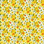 """Ткань для пэчворк 2324 из коллекции """"Summer Garden"""" """"Makower UK"""""""