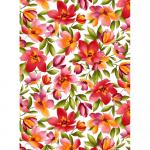 "Ткань для пэчворк (60x110см) 8400-W из коллекции ""Catalina"" ""Maywood""(США)"