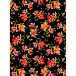 """Ткань для пэчворк (60x110см) 8401-J из коллекции """"Catalina"""" """"Maywood""""(США)"""
