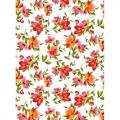 "Ткань для пэчворк (60x110см) 8401-W из коллекции ""Catalina"" ""Maywood""(США)"