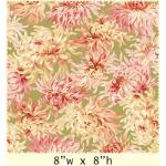 """Ткань для пэчворк (60x110см) 8503-G из коллекции """"Sophia"""" """"Maywood""""(США)"""