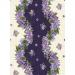 "Ткань для пэчворк (60x110см) 8601-V из коллекции ""Fresh lilacs"" ""Maywood""(США)"