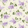 """Ткань для пэчворк (50x55см) 8602-E из коллекции """"Fresh lilacs"""" """"Maywood""""(США)"""
