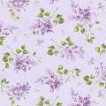 "Ткань для пэчворк (50x55см) 8602-VP из коллекции ""Fresh lilacs"" ""Maywood""(США)"