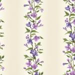 """Ткань для пэчворк (60x110см) 8603-E из коллекции """"Fresh lilacs"""" """"Maywood""""(США)"""