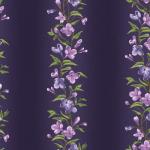"Ткань для пэчворк 8603-V из коллекции ""Fresh lilacs"" ""Maywood""(США)"