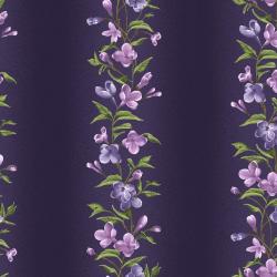 "Ткань для пэчворк (60x110см) 8603-V из коллекции ""Fresh lilacs"" ""Maywood""(США)"