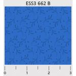 "Ткань для пэчворк (50x55см) 662B из коллекции ""Bear Essentials 3"" ""P&B""(США)"
