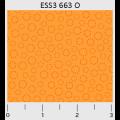 """Ткань для пэчворк (50x55см) 663O из коллекции """"Bear Essentials 3"""" """"P&B""""(США)"""
