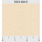 "Ткань для пэчворк (50x55см) 664E из коллекции ""Bear Essentials 3"" ""P&B""(США)"