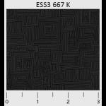 "Ткань для пэчворк (50x55см) 667K из коллекции ""Bear Essentials 3"" ""P&B""(США)"