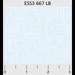 """Ткань для пэчворк (50x55см) 667LB из коллекции """"Bear Essentials 3"""" """"P&B""""(США)"""