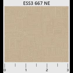 "Ткань для пэчворк (50x55см) 667NE из коллекции ""Bear Essentials 3"" ""P&B""(США)"