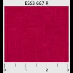 "Ткань для пэчворк (50x55см) 667R из коллекции ""Bear Essentials 3"" ""P&B""(США)"