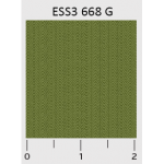 "Ткань для пэчворк (50x55см) 668G из коллекции ""Bear Essentials 3"" ""P&B""(США)"