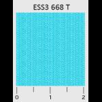 "Ткань для пэчворк (50x55см) 668T из коллекции ""Bear Essentials 3"" ""P&B""(США)"