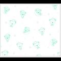 """Ткань фланель (100x110см) 26546LTMIN1F из коллекции """"Beaux Bebe Flannel"""" """"P&B""""(США)"""