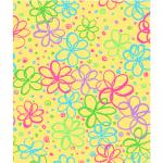 """Ткань для пэчворк (50x55см) 26685YEL из коллекции """"Bloom"""" """"P&B""""(США)"""