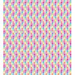 """Ткань для пэчворк (50x55см) 26686MUL из коллекции """"Bloom"""" """"P&B""""(США)"""