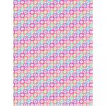 """Ткань для пэчворк (50x55см) 26690PIN из коллекции """"Bloom"""" """"P&B""""(США)"""