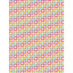 """Ткань для пэчворк (50x55см) 26690YEL из коллекции """"Bloom"""" """"P&B""""(США)"""