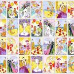 """Ткань для пэчворк (60x110см) 652MU из коллекции """"Blissful moments"""" """"P&B""""(США)"""