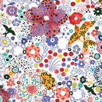 """Ткань для пэчворк (50x55см) 315WP из коллекции """"Daydreams"""" """"P&B""""(США)"""