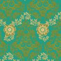 """Ткань для пэчворк (50x55см) 317G из коллекции """"Daydreams"""" """"P&B""""(США)"""