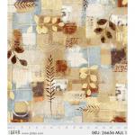 "Ткань для пэчворк (60x110см) 26656MUL из коллекции ""Earthtones 2"" ""P&B""(США)"
