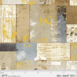 """Ткань для пэчворк (50x55см) 26657STO из коллекции """"Earthtones 2"""" """"P&B""""(США)"""