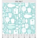 """Ткань для пэчворк (50x55см) 456T из коллекции """"Fresh Pick"""" """"P&B""""(США)"""