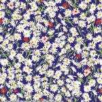 "Ткань для пэчворк (60x110см) 369N из коллекции ""Garden party"" ""P&B""(США)"