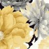 """Ткань для пэчворк (60x110см) 301AU из коллекции """"Le Jardin"""" """"P&B""""(США)"""