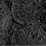 """Ткань для пэчворк (60x110см) 302K из коллекции """"Le Jardin"""" """"P&B""""(США)"""