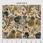 """Ткань для пэчворк (60x110см) 309S из коллекции """"Love more"""" """"P&B""""(США)"""