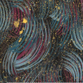 """Ткань для пэчворк (50x55см) 865T из коллекции """"Mariko"""" """"P&B""""(США)"""