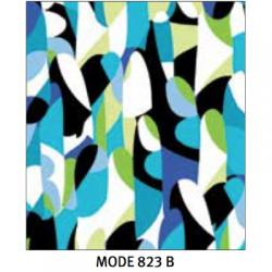 """Ткань для пэчворк (60x110см) 823B из коллекции """"Moderne"""" """"P&B""""(США)"""