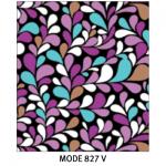 "Ткань для пэчворк (60x110см) 827V из коллекции ""Moderne"" ""P&B""(США)"