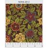 """Ткань для пэчворк (60x110см) 261Z из коллекции """"Nomad"""" """"P&B""""(США)"""