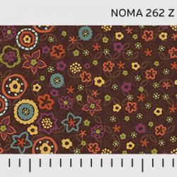 """Ткань для пэчворк (60x110см) 262Z из коллекции """"Nomad"""" """"P&B""""(США)"""