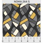 "Ткань для пэчворк (50x55см) 264S из коллекции ""Nomad"" ""P&B""(США)"