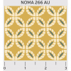 "Ткань для пэчворк (50x55см) 266AU из коллекции ""Nomad"" ""P&B""(США)"