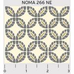 "Ткань для пэчворк (50x55см) 266NE из коллекции ""Nomad"" ""P&B""(США)"