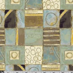 """Ткань для пэчворк 632M из коллекции """"Neutral territory"""" """"P&B""""(США)"""