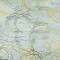 """Ткань для пэчворк (50x55см) 633B из коллекции """"Neutral territory"""" """"P&B"""" (США)"""