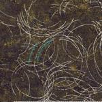 """Ткань для пэчворк (50x55см) 633Z из коллекции """"Neutral territory"""" """"P&B"""" (США)"""